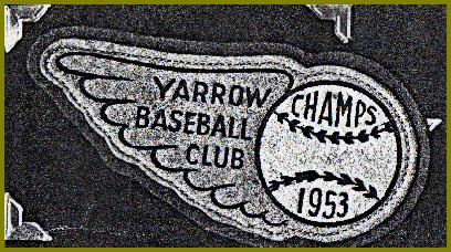 Yarrow Baseball Club Crest