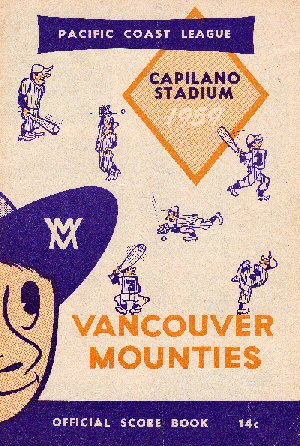 Vancouver Mounties Baseball Club