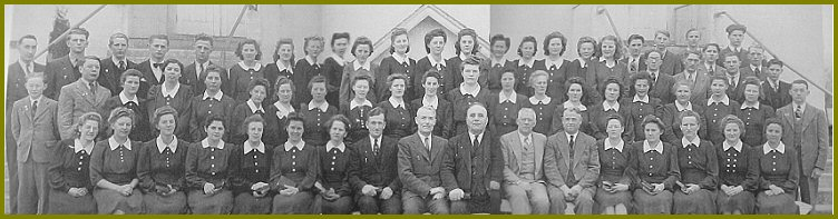 Elim Bible School 1945-46