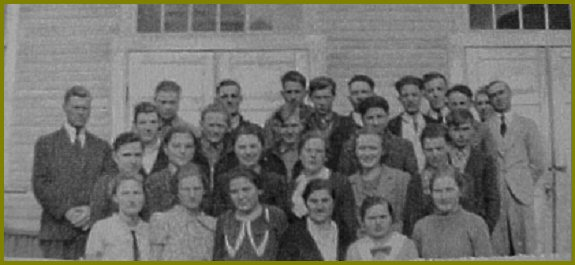 Yarrow Bible School 1930-31