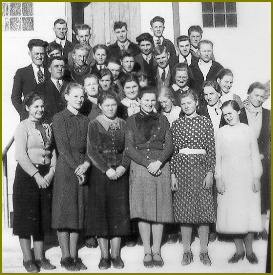 Elim Bible School 1938-39