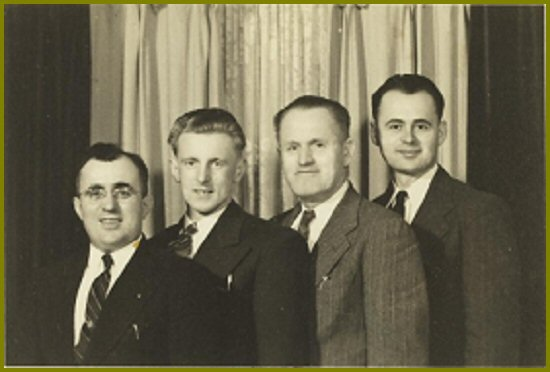 Instructors: Elim Bible School 1948-49