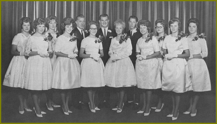 Sharon Mennonite Collegiate Grad Class of 1963