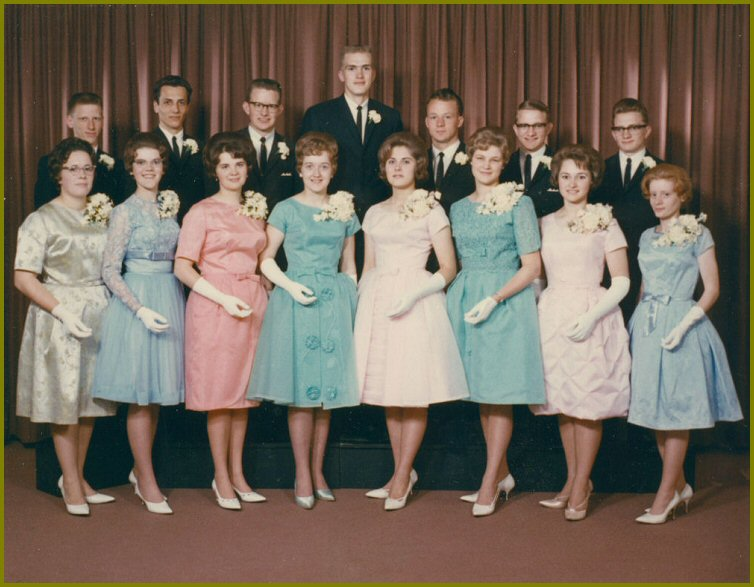 Sharon Mennonite Collegiate Grad Class of 1964