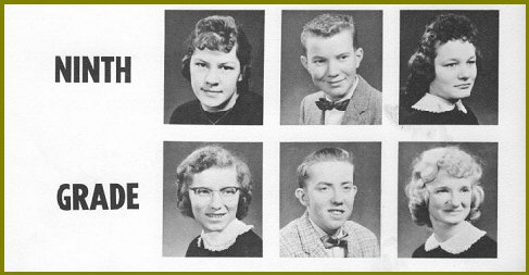 Sharon Mennonite Collegiate Grade Nine Class of 1960