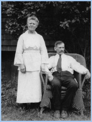 Edward  and Esther Hudson