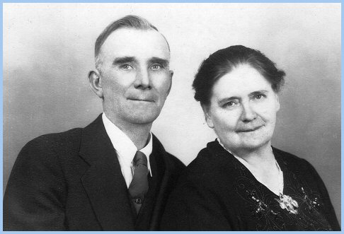 Peter and Maria Wiensz - Clearbrook, B.C.