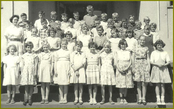 Grade Four - Donna Bowing's Class