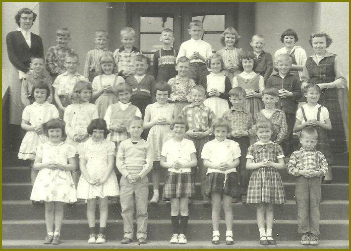 Grade One -  Mary Unger's Class