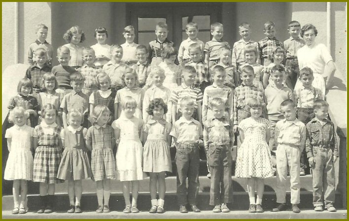 Grade Two - Miss Frieda Fast's Class