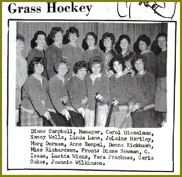 CHS Grass Hockey