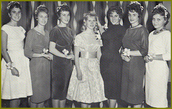 Homecoming Festivities - 1961