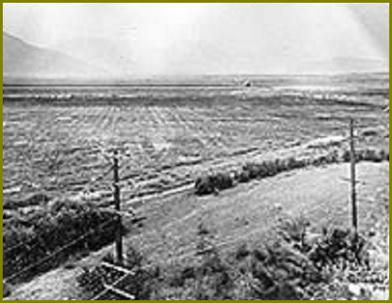 Sumas Prarie From Bellerose Station Looking North-East toward Chilliwack - 1926