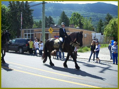 Yarrow Days Parade