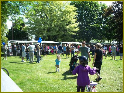 Yarrow Days - Yarrow Park